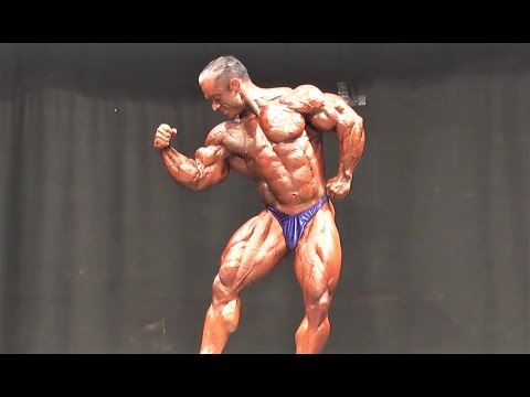 Lee Priest (AUS), NABBA Universe 2013 - Overall Winner