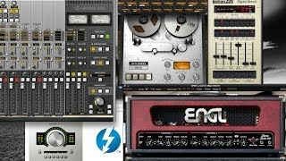 Don't Buy Universal Audio Apollo Twin Before Watching! Guitar Amps, Sounds & Plugins