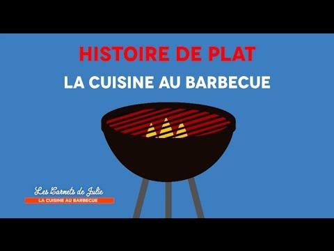 histoire de plat : cuisine au barbecue - les carnets de julie