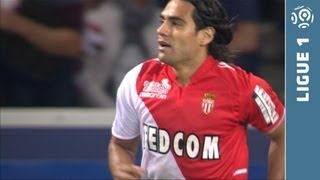 Goal Radamel FALCAO (20') - Paris Saint-Germain - AS Monaco FC (1-1) - 2013/2014