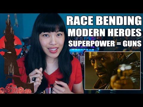 The Dark Tower + Race Bending + Hero Archetype + Guns | Water Cooler Chat