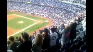 Yankee Stadium Grandstand seats
