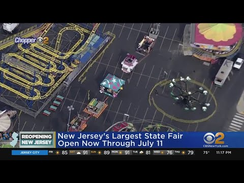 New Jersey's Largest State Fair Open Now Through July 11