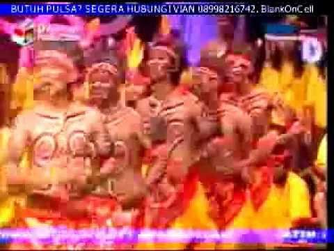 Yospan (Tari Adat Papua) - Asteryospaners SMA 90 @ TVRI
