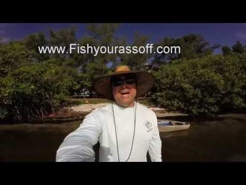 Kayak Fishing Guide Charters Fort Pierce Vero Beach Stuart