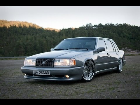 volvo 740 tuning youtube. Black Bedroom Furniture Sets. Home Design Ideas
