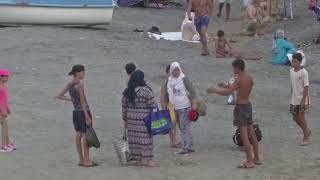 Beaches reopen in Algeria amid eased coronavirus restrictions