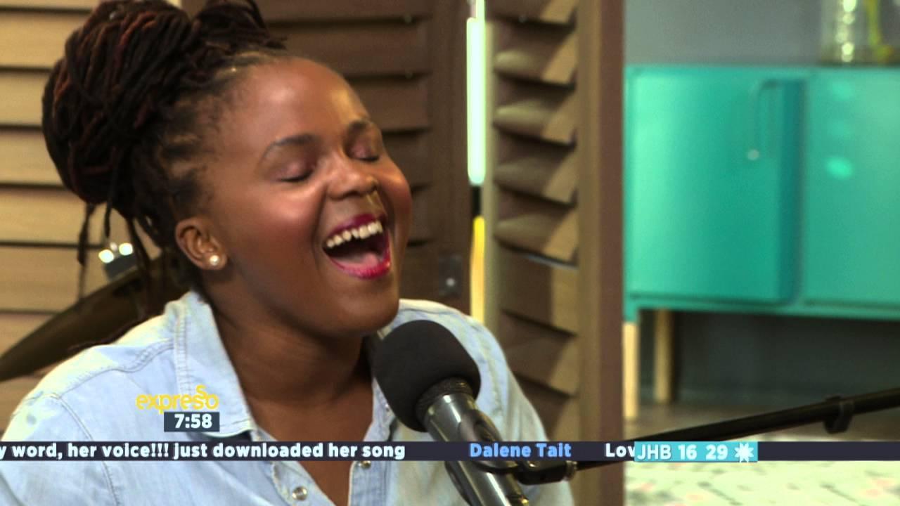 """Nomfundo Xaluva perform """"Themba Lam """" LIVE!"""