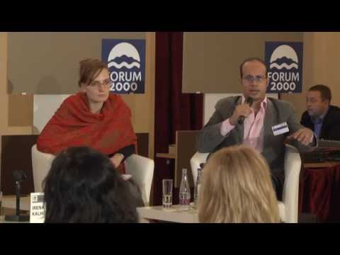 Civil Society in Middle Eastern Transitions | 2013 Forum 2000
