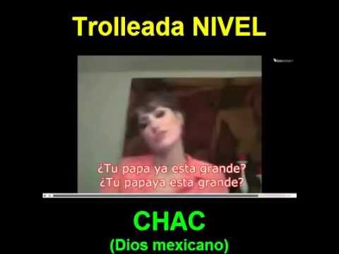 Super Troleada La Chica Mas Tonta Del Mundo Youtube
