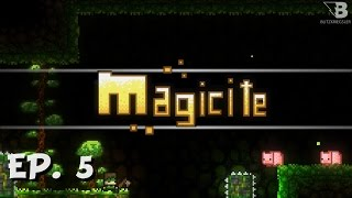 The Obsidian Sword! - Ep. 5 - Magicite - Let