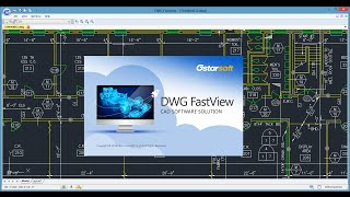CAD Viewer - DWG FastView - Getting Started (Windows) screenshot 4
