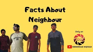Facts About Neighbour   Funny video