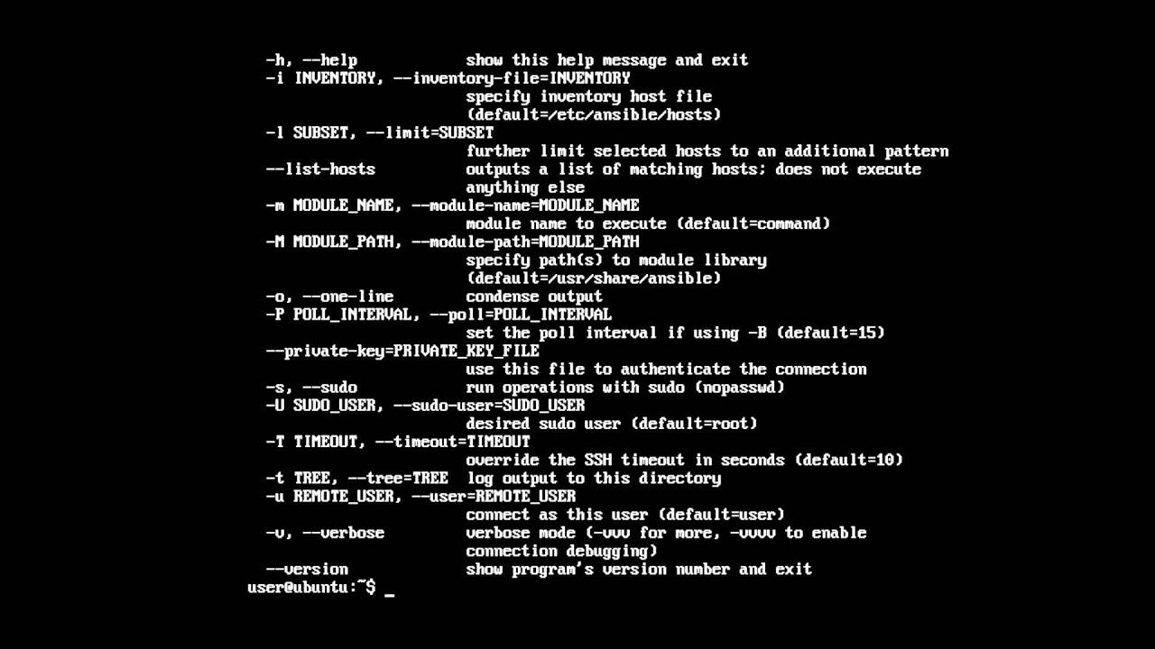 Installing Ansible On Ubuntu