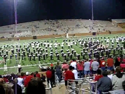 Texas Tech Goin' Band - Queen Show - Katy HS Exhibition ...