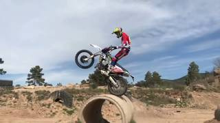 Pol Tarrés 2018 || Hard Enduro Skill and Technique
