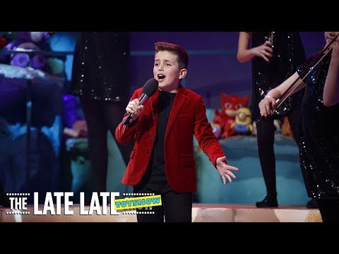 Don't Rain on My Parade - Maiú Levi Lawlor | The Late Late Toy Show | RTE One