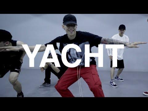 Jay Park (ft Sik-K) 'YACHT' Choreography Ver. - Choreography by Prepix Haw & Daniel Jerome