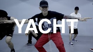 Jay Park (ft Sik-K) 'YACHT' Choreography Ver. - Choreography by Prepix Haw & Daniel Jerome