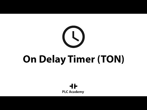 CODESYS: Using TON (timer on-delay) function blocks in
