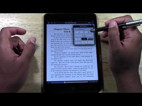 Generate The Kindle App on the iPad Mini | H2TechVideos Pictures