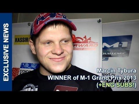 Марчин Тыбура: Победа над Глуховым самая значимая в моей карьере (Marcin Tybura interview +ENG)