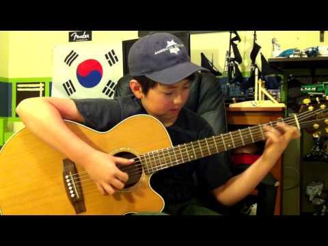 Shrek - Movie Theme Song - Fairytale - Fingerstyle Guitar - Andrew Foy
