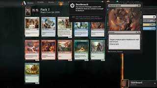 M20 Draft Video #1