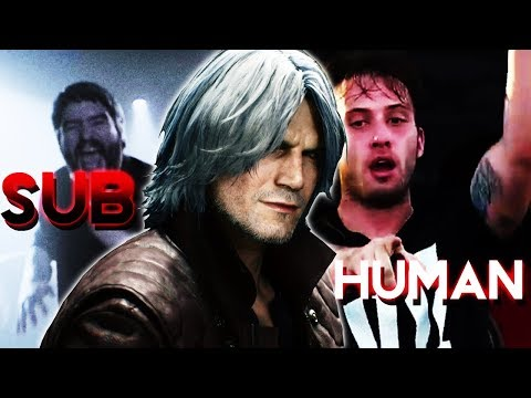 Devil May Cry 5 - 3 Types Of Subhuman (Quick Comparison)