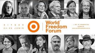 Comienza el World Freedom Forum en Sitges