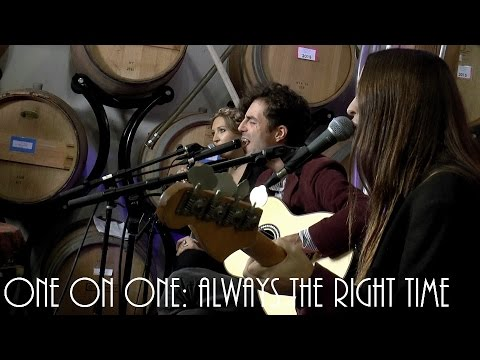 ONE ON ONE: Entrance - Always The Right Time September 29th, 2016 City Winery New York