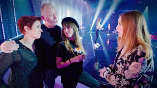Mari ar set Junior Eurovision | Stwnsh Sadwrn | S4C