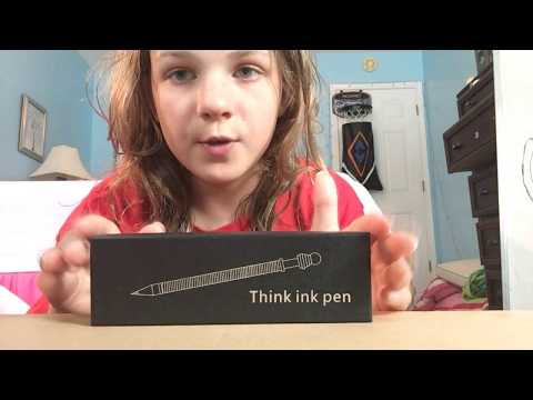 Think Ink Pen Review!