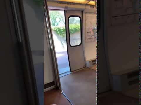 Open Metro Door