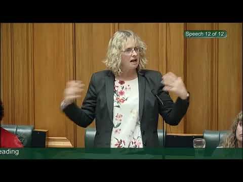 Maritime Crimes Amendment Bill - Third Reading - Video 14