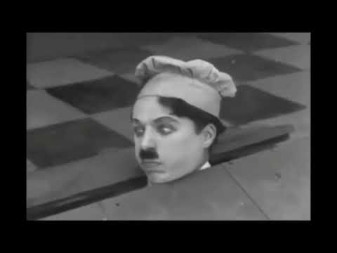 The laughter king-charlie chaplin(food strike comedy)#3