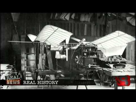 Samuel Langley (Gov) vs. Wright Brothers (Prvt. Enterprise) - TheBlazeTV - REAL HISTORY - 2012.10.19