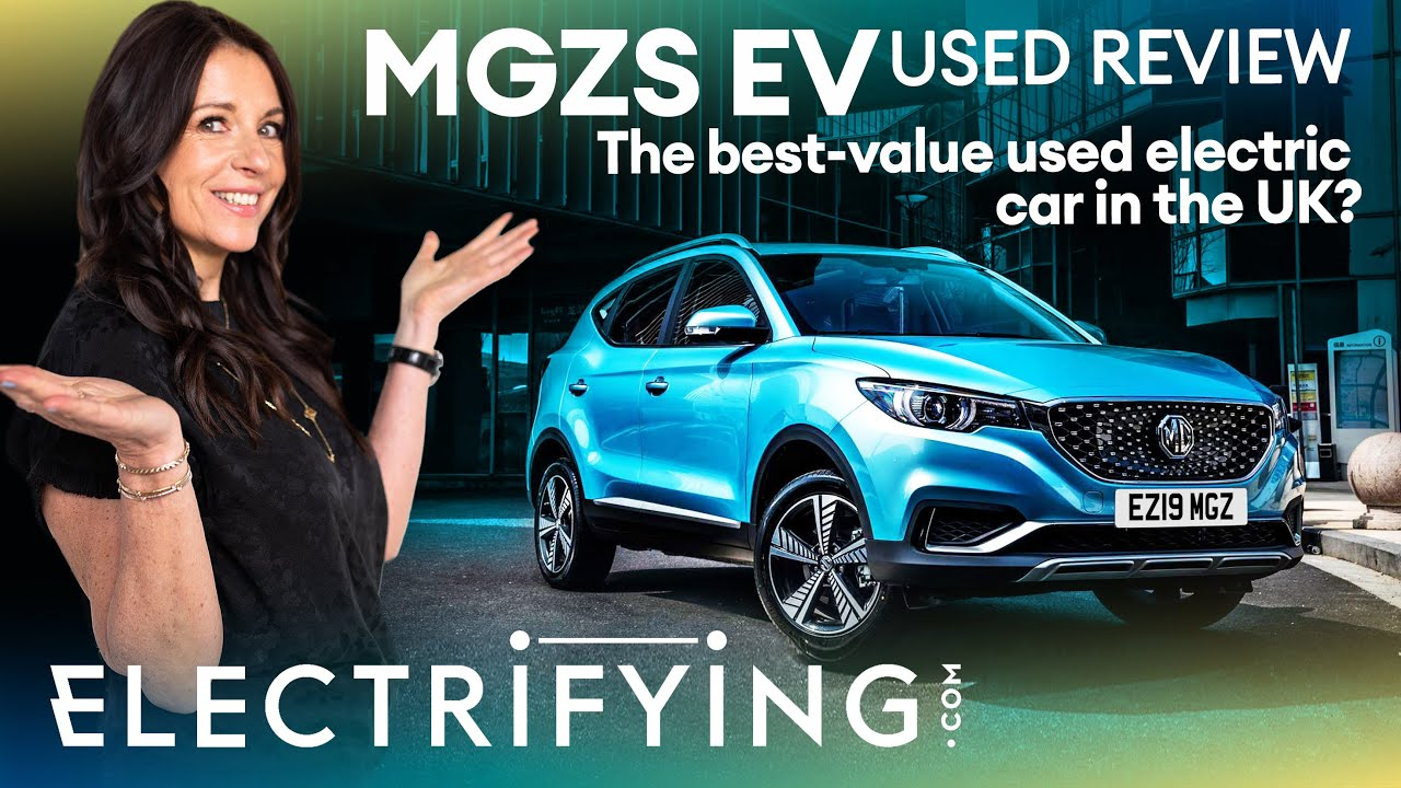 MG ZS EV Used buyer's guide and review - Is this the UK's best value used EV? / Electrifying