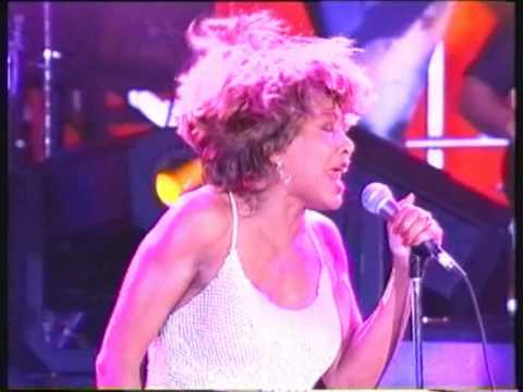 Tina Turner | Let's Stay Together (Live)