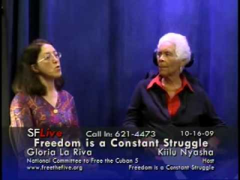 part 3--Gloria La Riva: The Cuban Five