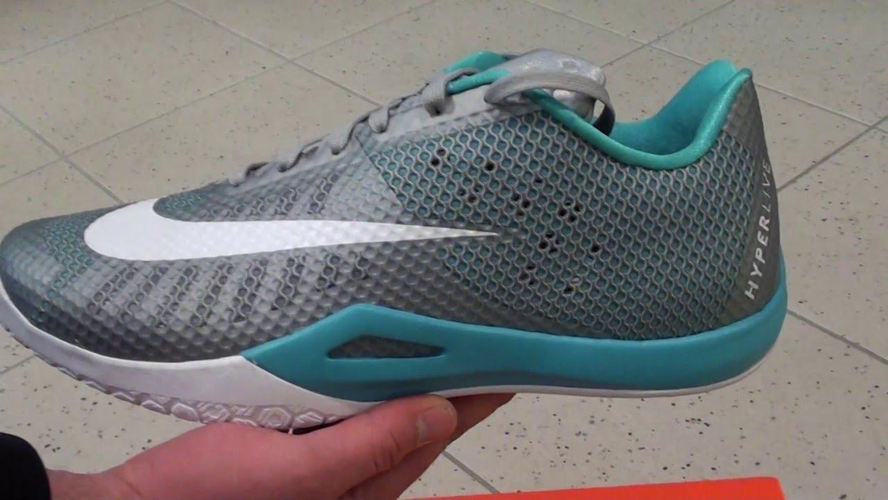 Nike Hyperlive Grey
