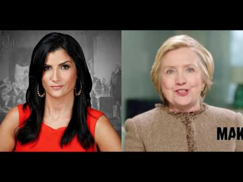 Dana Loesch's Powerful Reaction on Hillary Clinton's