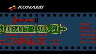 Castlevania II   Simon's Quest How to get Dracula's Rib