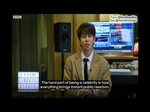 [ENG SUB] Block B Park Kyung Adresses Idol's Mental Hardship with BBC Korea