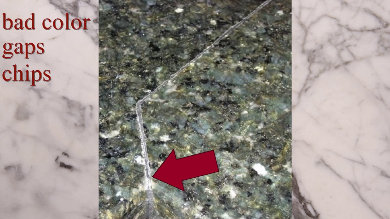 Not All Granite Seams Are Created Equal Are Your Seams