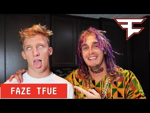 THE BEST FORTNITE PLAYER IN THE WORLD IS MY BROTHER?!? Faze