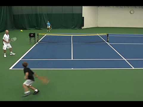 Youth Tennis - Ages 7 & 8: Continuous Rally