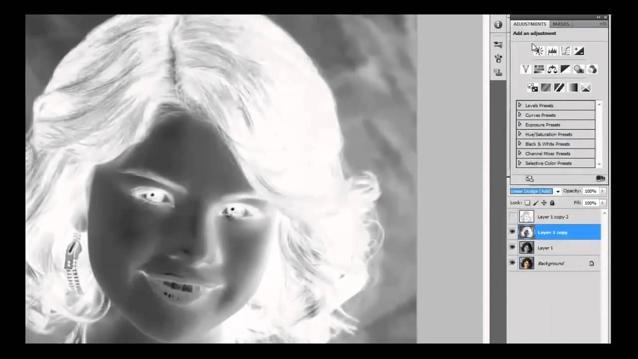 Фотошоп карандашный рисунок из фото онлайн сделать самим