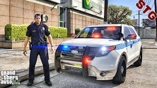MIAMI PD| CITY PATROL!!!| #111 (GTA 5 REAL LIFE PC POLICE MOD)