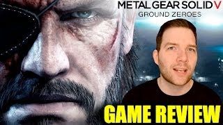 Metal Gear Solid V: Ground Zeroes - Game Review